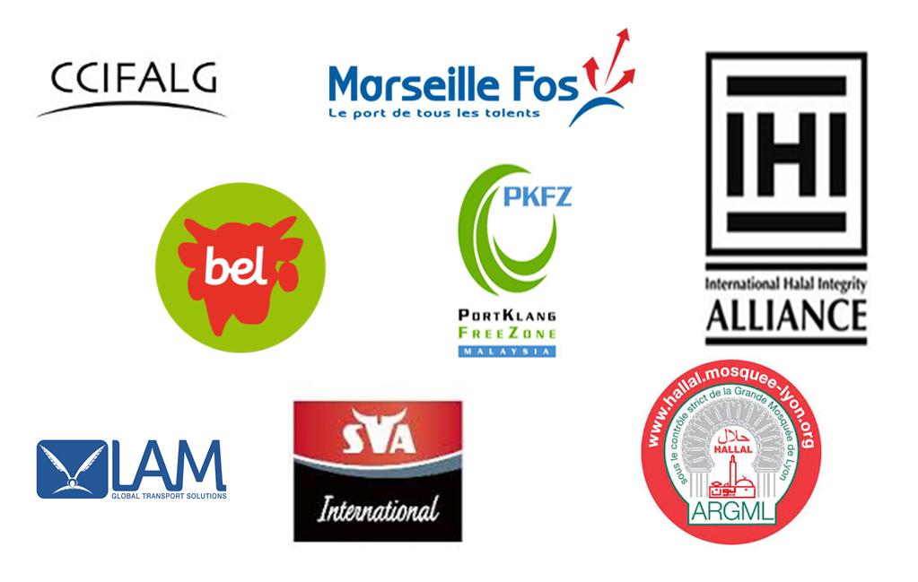 partenaires global halal logistics